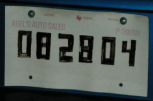 & Steve Jobs\u0027 car never had a license plate. - Forums at Modded Mustangs